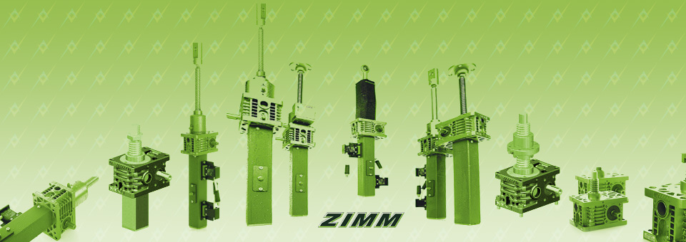 Austech Zimm Screwjacks