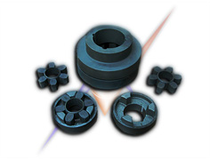 Flexible Element Jaw Couplings